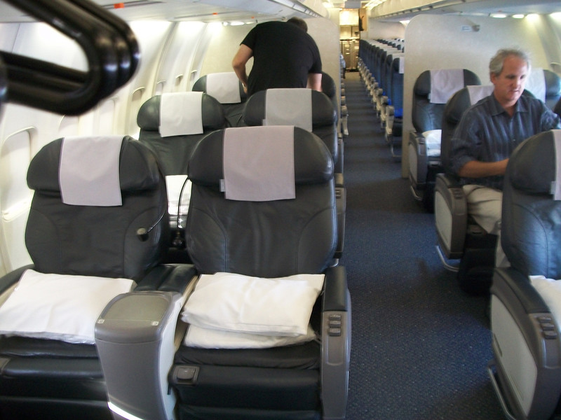Photos of Airline Seats and Cabin Interiors - Page 15